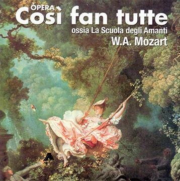 "Opera ""Cosi fan Tutte"" na Kanli Kuli"