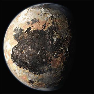 Istorijski susret sa Plutonom