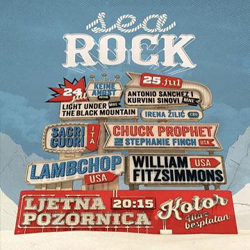 Šesti Sea Rock festival u Kotoru