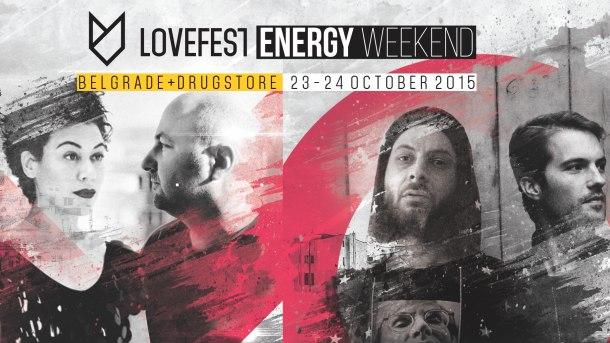 Lovefest Energy Weekend