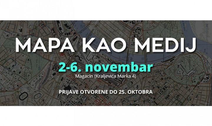 Seminar Mapa kao medij
