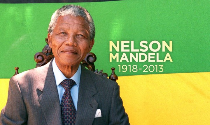 Nelson Mandela-priča o borbi