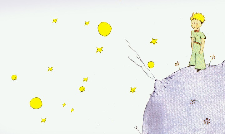 Mali Princ – A.S Egziperi
