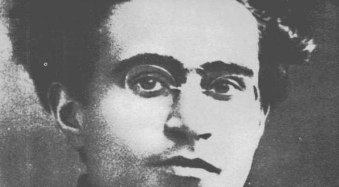 Indiferentni, Antonio Gramši