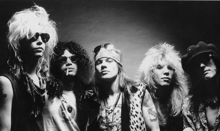 Guns N' Roses opet zajedno
