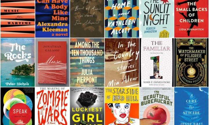 Knjige koje su obilježile 2015. godinu