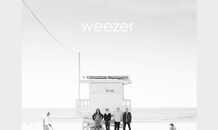 """Novi """"bijeli"""" album Weezera"""