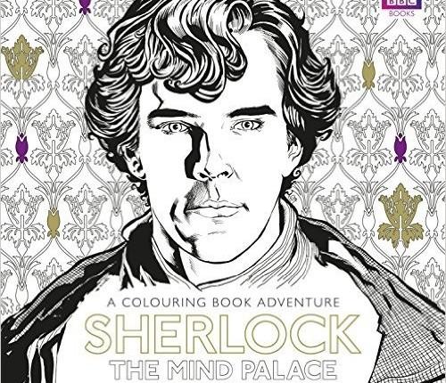"""Šerlok """"bojanka za rješavanje misterija"""""""