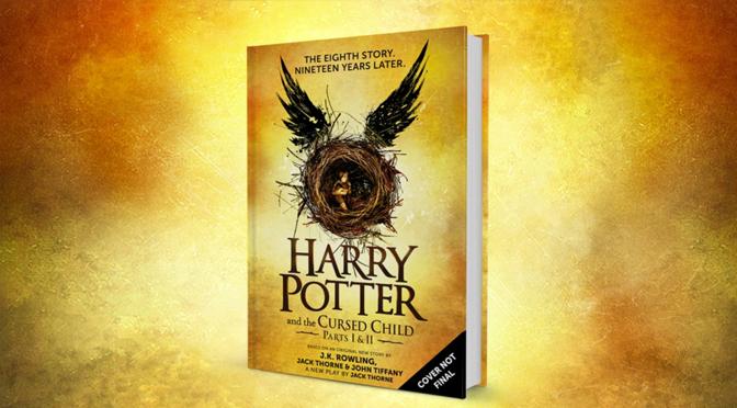 Hari Poter i Ukleto dijete – nova knjiga u julu