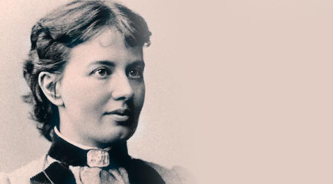 Prva žena doktor matematike